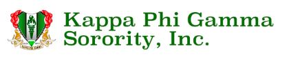 Kappa Phi Gamma